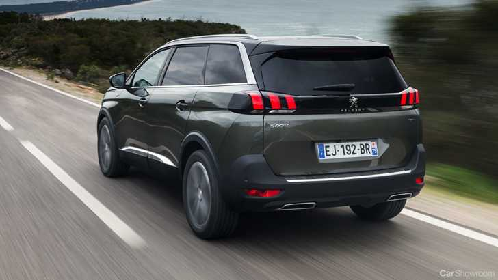 News 2018 Peugeot 5008 Prices From 43k Here February