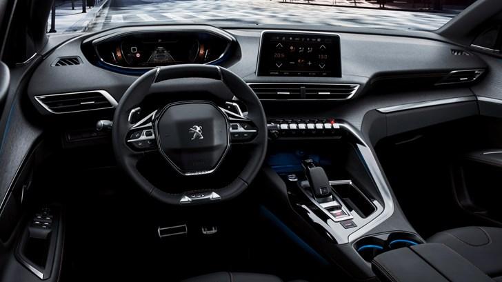 2018 Peugeot 5008 GT