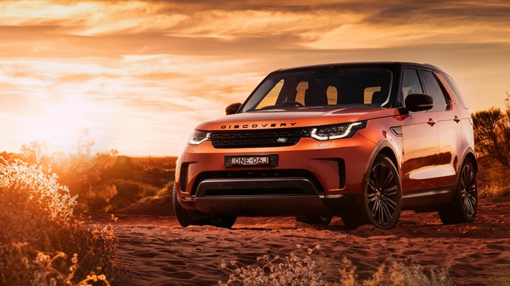 2017 Land Rover Discovery 'First Edition'