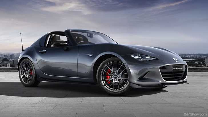 news enhanced mazda mx 5 rf limited edition here in march. Black Bedroom Furniture Sets. Home Design Ideas