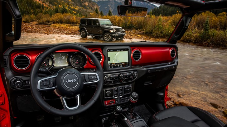 2018 Jeep Wrangler – First Official Shots