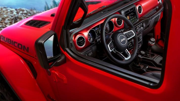 2018 Jeep Wrangler Interior Fully Revealed >> News - Jeep Drops More 2018 Wrangler Photos, Interior Revealed
