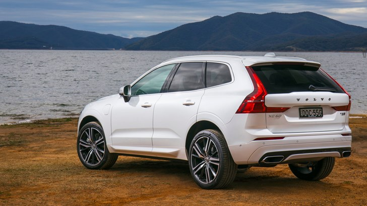 2018 Volvo XC60 T8 Inscription