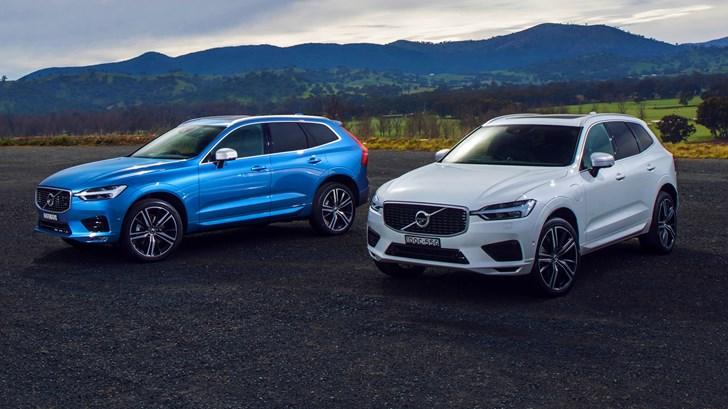 2018 Volvo XC60 – Various