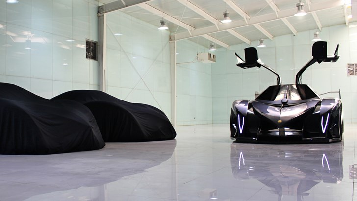 3,700kW Devel Sixteen Could Make Production Debut In Dubai