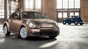 Volkswagen Boss Suggests An Electric Beetle – Report