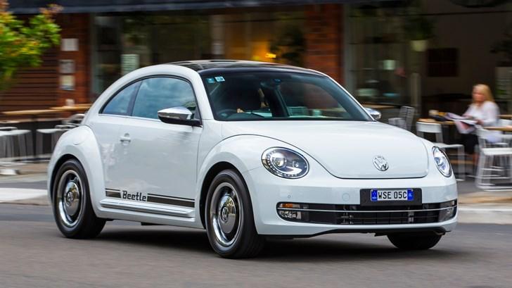 2016 Volkswagen Beetle Classic 'Final Edition'