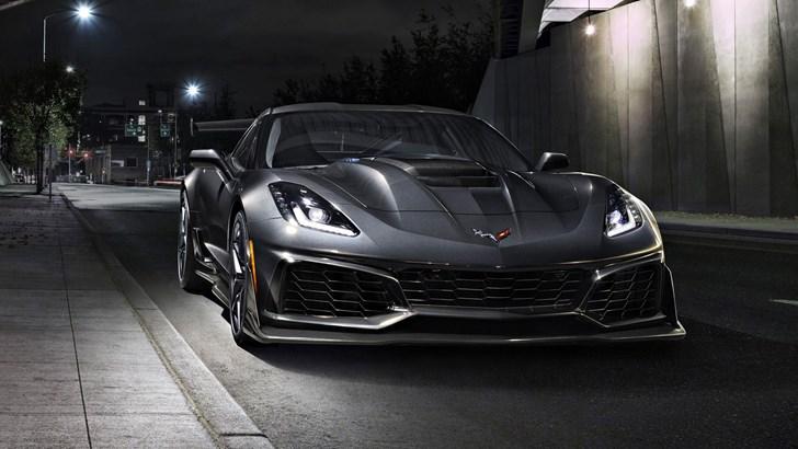 Track-Focused 2019 Corvette ZR1 Unveiled In Dubai