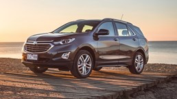 2018 Holden Equinox Detailed, Priced To Disrupt