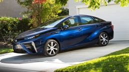 Toyota Says Internal Combustion Dead By 2050