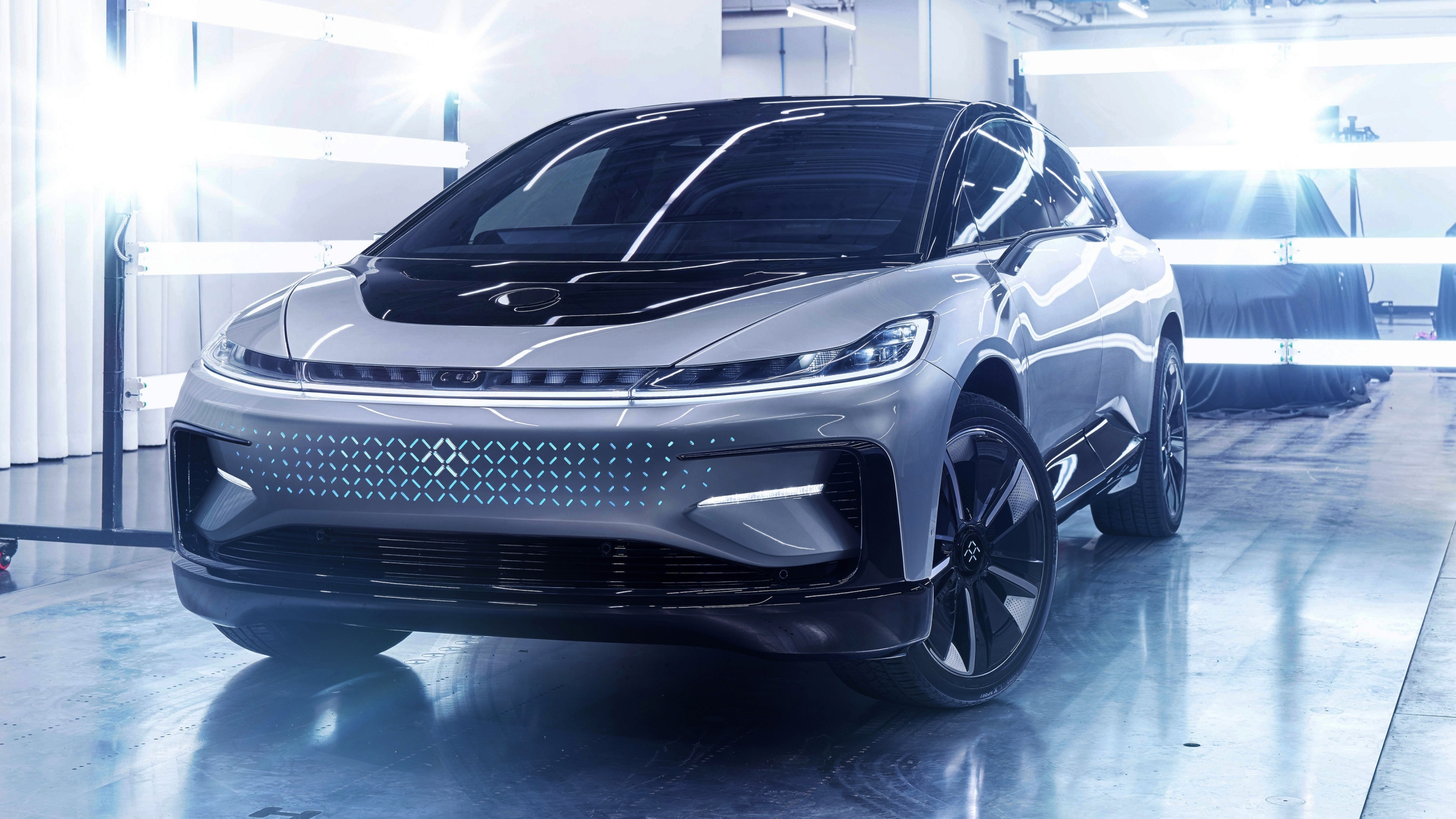 News 1 18 Billion Lifeline For Faraday Future