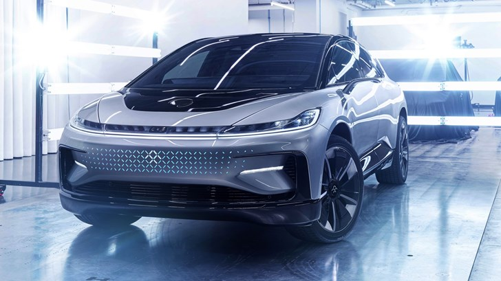 2018 Faraday Future FF91