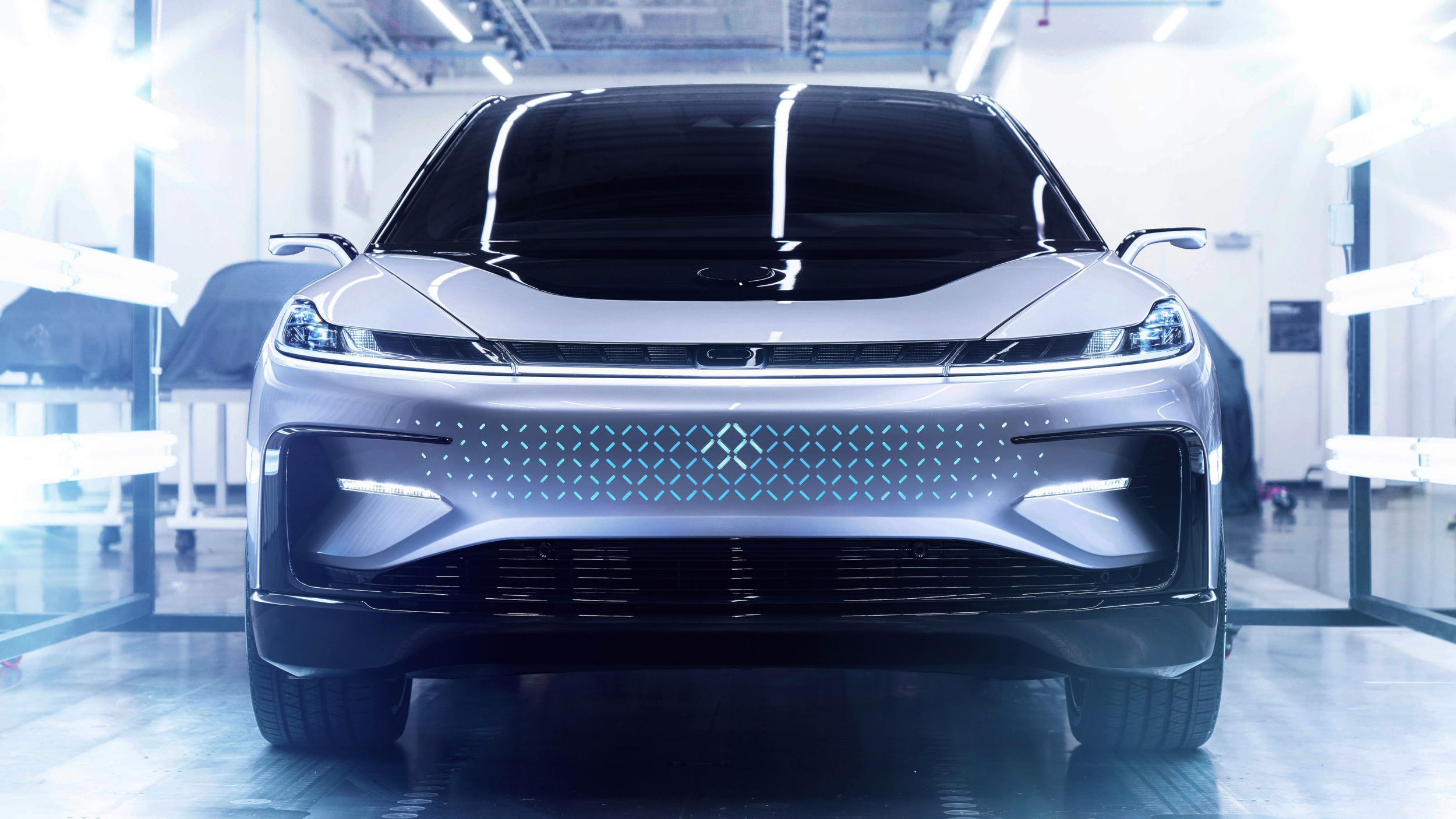 News - Faraday Future Loses Its Design Boss, Staff Won't Show Up