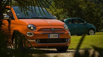 2018 Fiat 500C Anniversario Special Edition