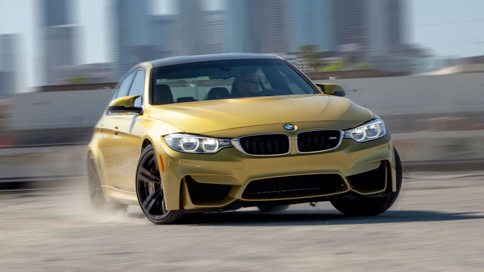 News - Next BMW M3 To Gain 370kW, AWD, Ditches Dual-Clutch
