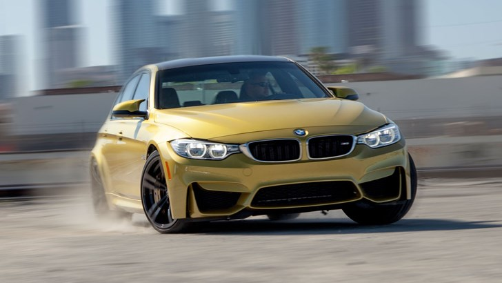 Next BMW M3 To Gain 370kW, AWD, Ditches Dual-Clutch