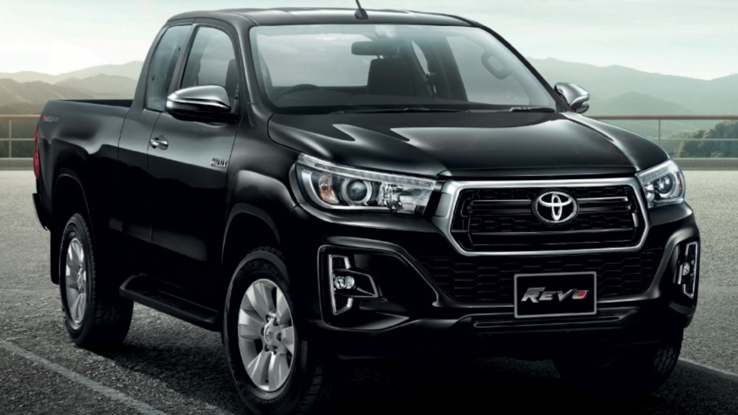 News 2018 Toyota Hilux Gets Another Refresh