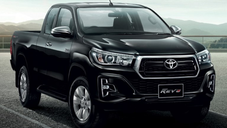 2018 Toyota Hilux Gets Another Refresh