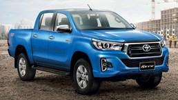 2018 Toyota Hilux - Thailand