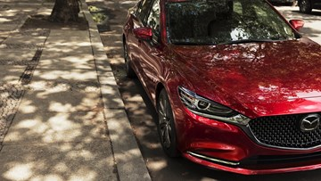 Mazda6 To Receive Significant Facelift, Debuting In L.A