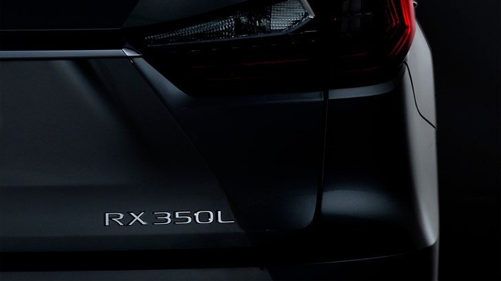 2018 Lexus RX-L 7-Seater To Debut In LA