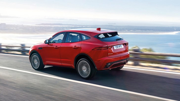 2018 Jaguar E-Pace R-Dynamic 'First Edition'