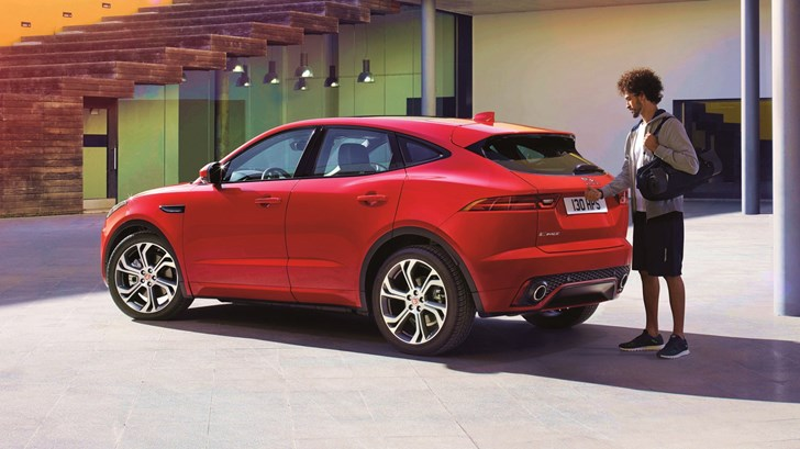 News Jaguar Drops 2018 E Pace Details For Australia