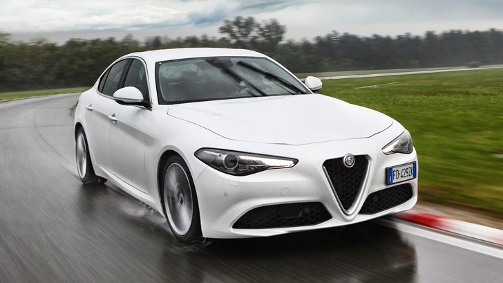 Leak Indicates 260kW Alfa Romeo Giulia Imminent