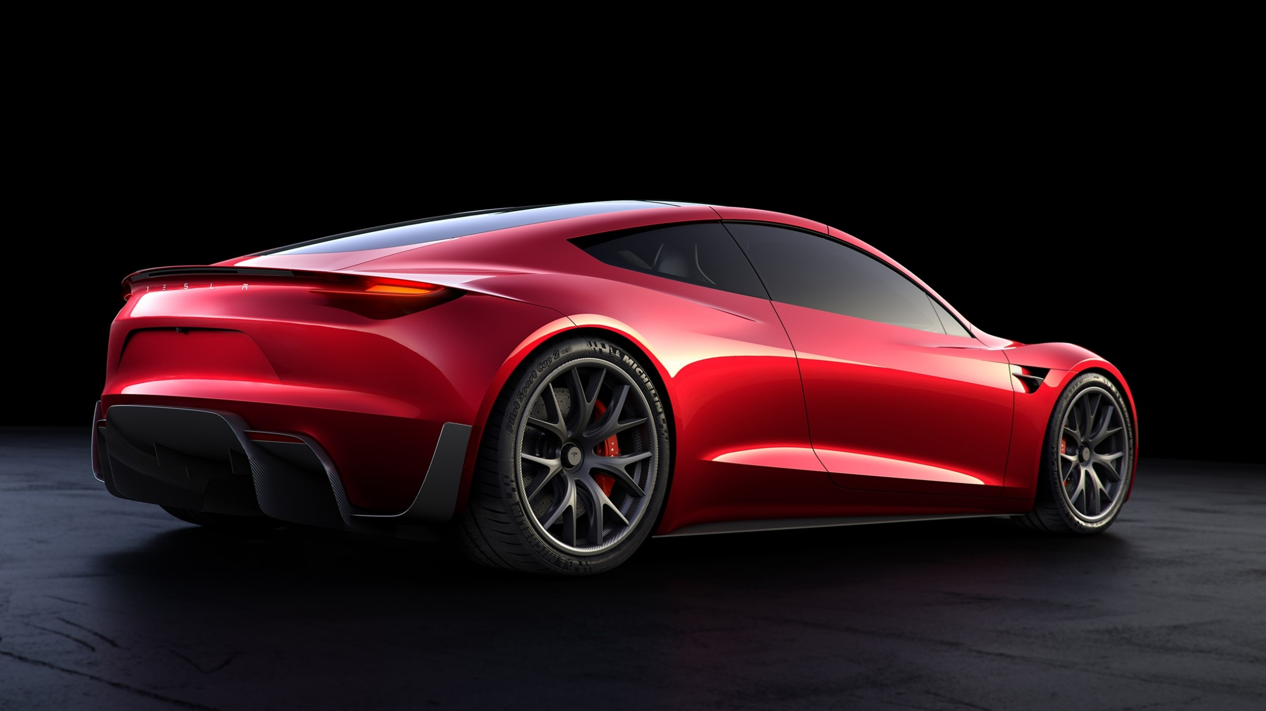 Tesla Unveils The New Roadster: 100km/h In 2-Seconds Thumbnail