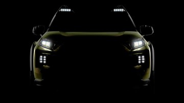 Toyota Teases 'Future Toyota Adventure Concept' For The US