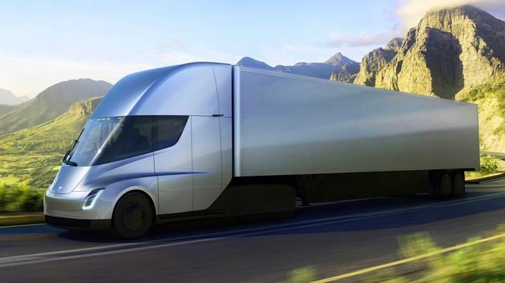 2020 Tesla Semi