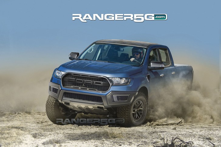 2018 Ford Ranger Raptor - Ranger5G Forums