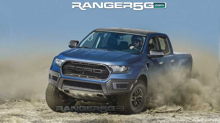 News - 2018 Ford Ranger Raptor, The Most Realistic Look Yet