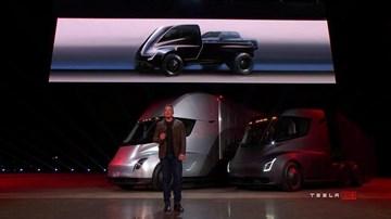 Tesla Ute Inbound?