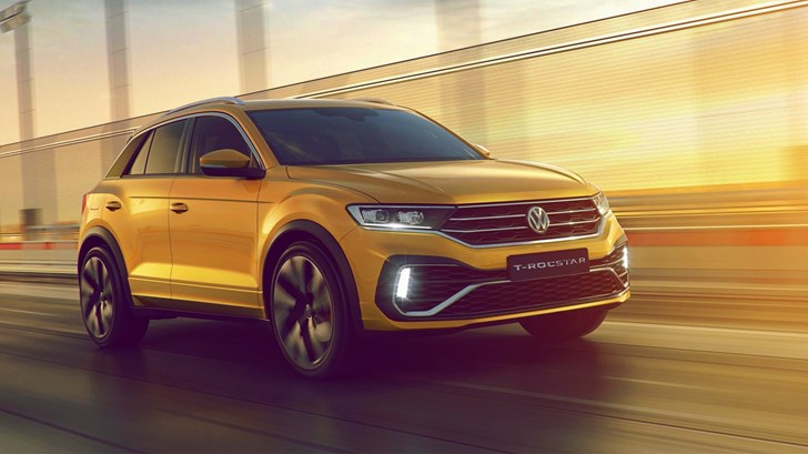2017 Volkswagen T-Rocstar Concept (China) - Guangzhou Motor Show