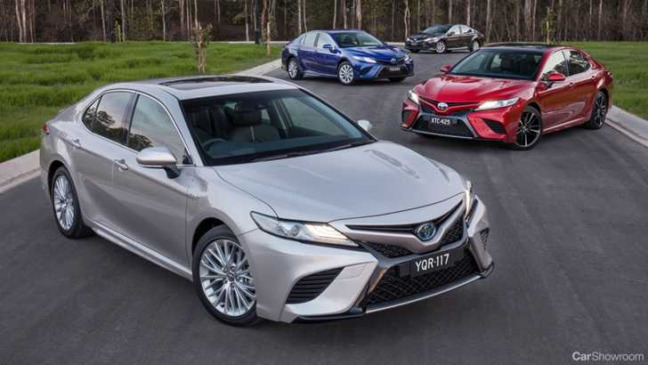 News All New 2018 Toyota Camry Pricing Specifications Revealed