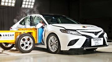 2018 Toyota Camry - ANCAP