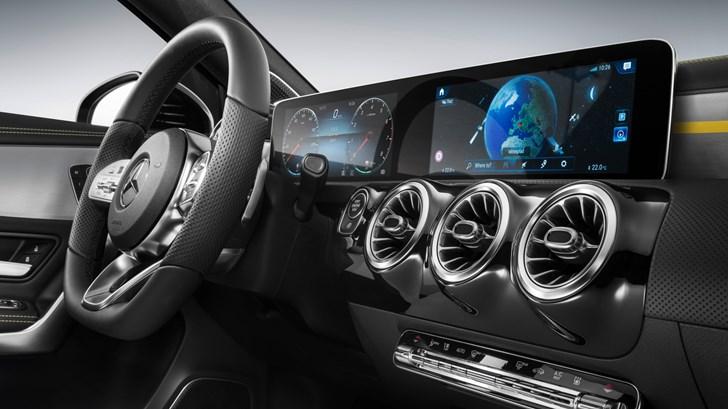 2018 Mercedes-Benz A-Class Teasers