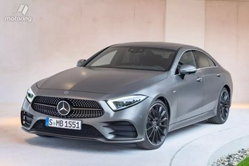 2018 Mercedes-Benz CLS Leaked Ahead Of L.A Premiere