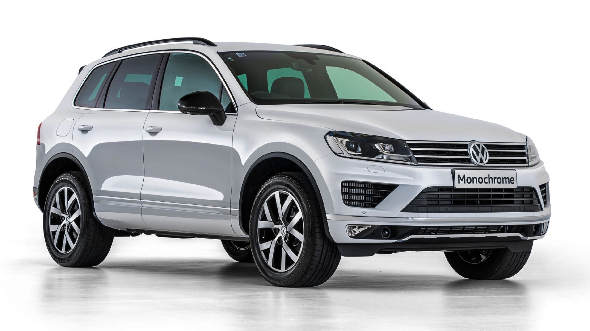 news volkswagen touareg monochrome arrives to end the series. Black Bedroom Furniture Sets. Home Design Ideas