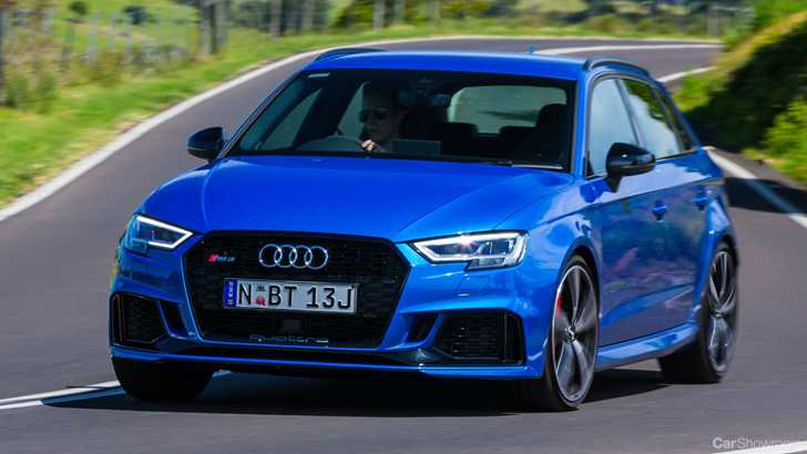 News Australia Finally Gets The 2018 Audi Rs3