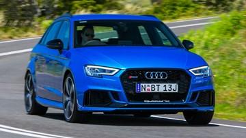 2018 Audi RS3 Sportback - Australia -