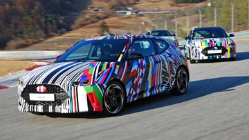 2018 Hyundai Veloster - Preview
