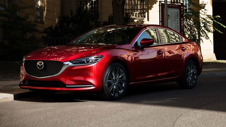 2018 Mazda6 - LA Motor Show