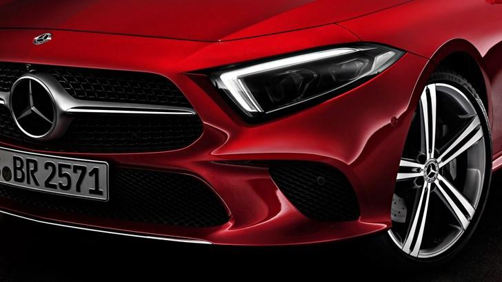 2018 Mercedes-Benz CLS - LA Motor Show