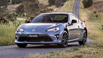 2018 Toyota 86 - Performance Kit - Australia