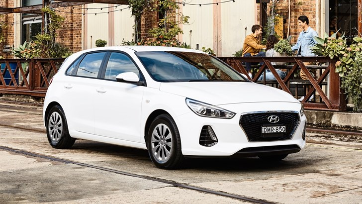2018 Hyundai i30 Go - Australia