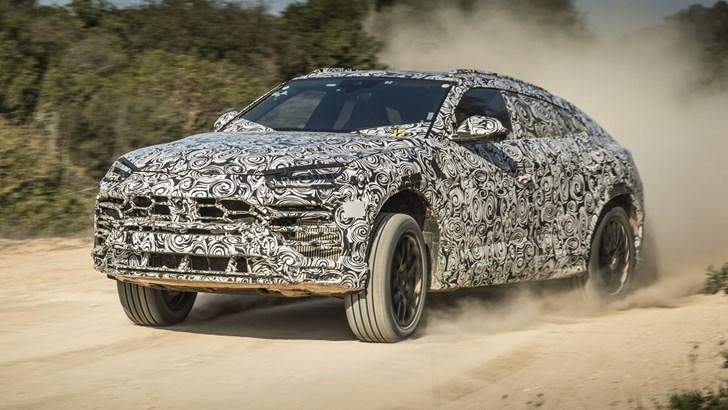 2018 Lamborghini Urus - Full Unveil -