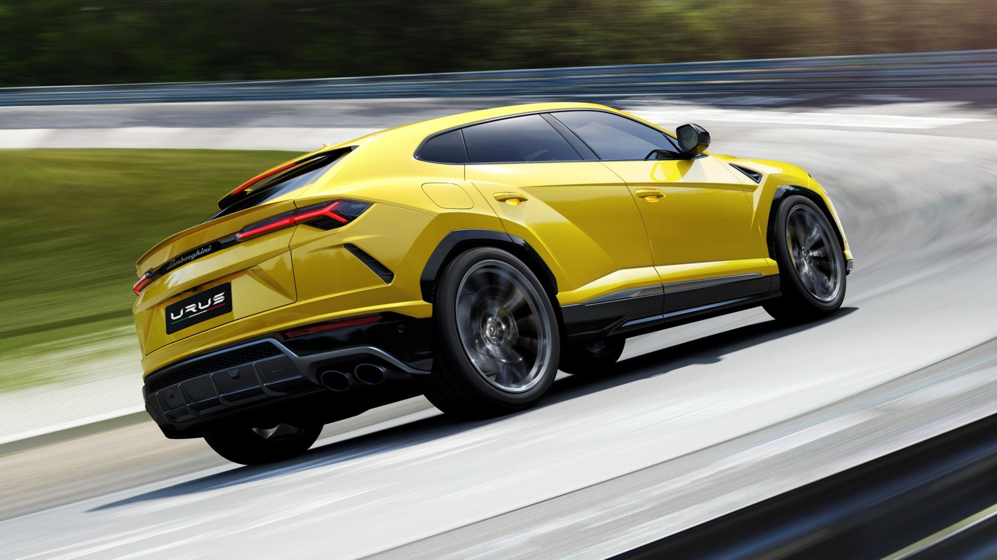The SUV-Fication Is Complete, Lamborghini Urus Unveiled Thumbnail