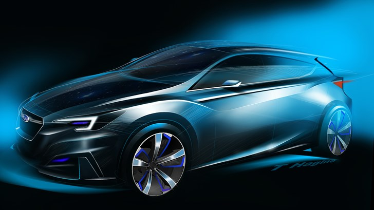 Subaru's 1st Full EV To Debut In 2020 As New Variant